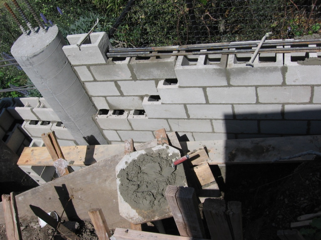 Retaining Wall Contractor Los Angeles Mike Pearson
