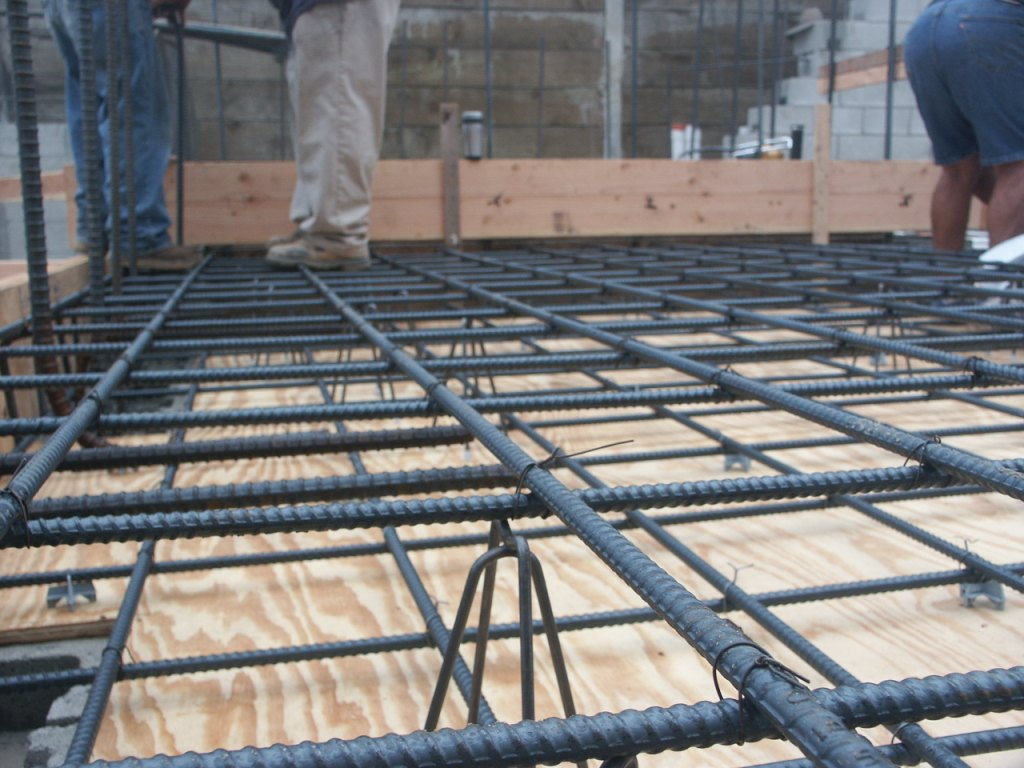 Structural Concrete Slabs : Foundations and structural concrete mike pearson
